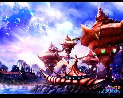 完美世界之人鱼传说_《完美前传》抢先体验 全球体验服开放下载 - 《完美国际2》官方 ...