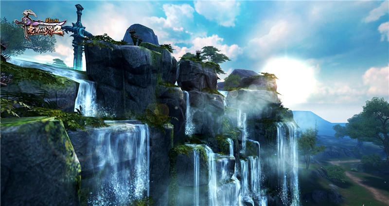 图片: 图5:《完美国际2》无缝地图,完美世界.jpg