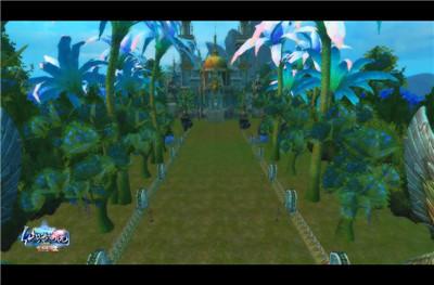 图片: 图2:《完美国际2》欧式建筑外景游戏截图.jpg