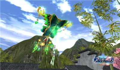 魔幻中国风《完美国际2》全新飞行器与时装震撼上线
