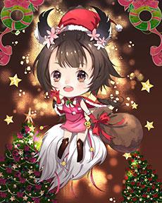 圣诞present