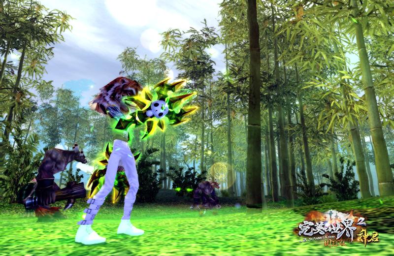 图片: 图1:妖兽时装武器.jpg