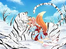 玩家漫画-妖精&兽兽