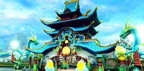 《完美国际2》游乐园实景揭秘