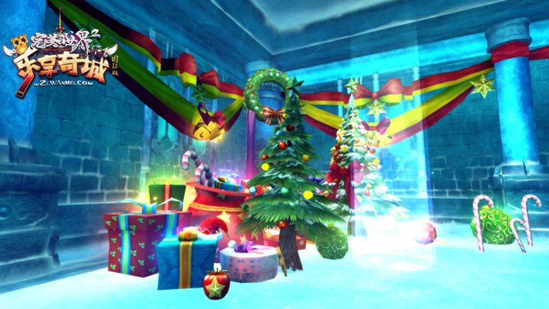 图片: 图11:冰霜奇窟的圣诞装饰.jpg