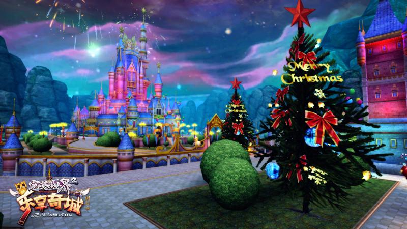 图片: 图14:奇缘城堡里的圣诞节.jpg