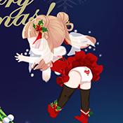 《完美世界2》圣诞挂件